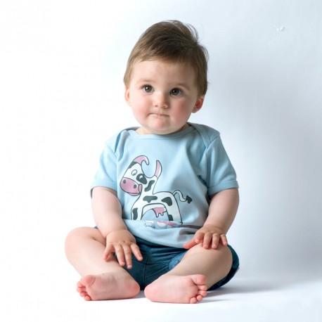 Camiseta bebé