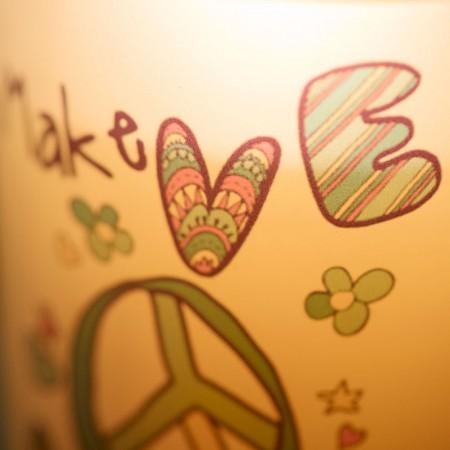 Vela peace & love forever