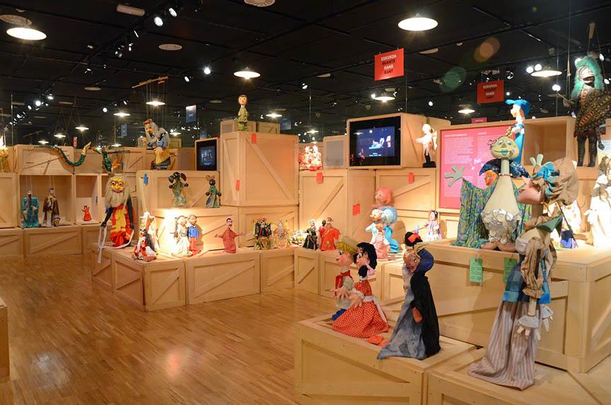 yosíquesé museo tolosa títeres