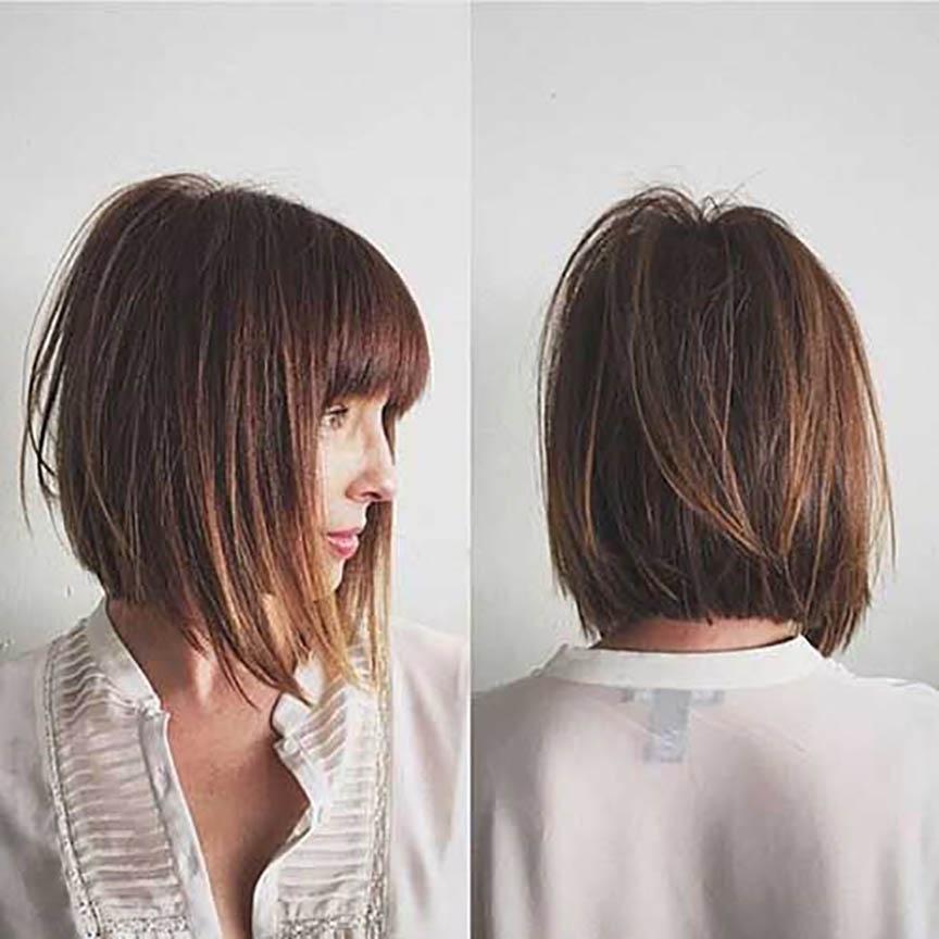 peinados con flequillo, yosíquesé