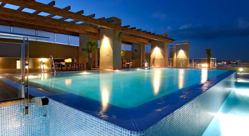 Selecci n de terrazas en c rdoba blog yos ques for Hotel con piscina en cordoba