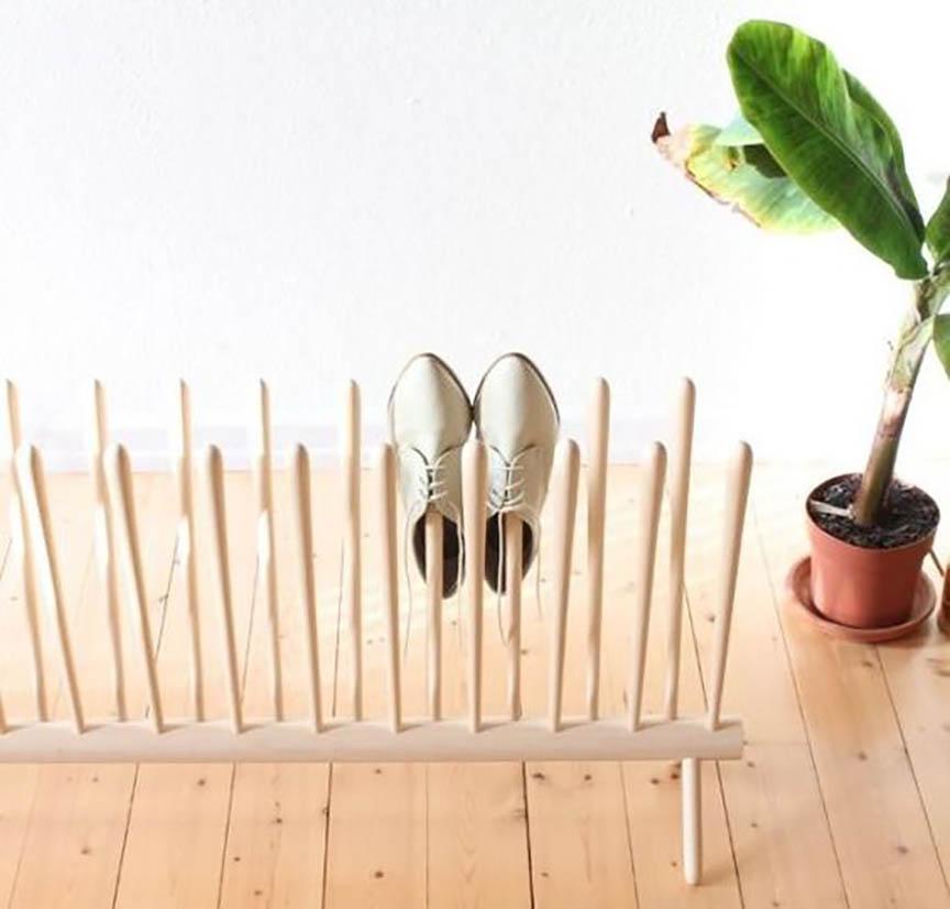 Zapateros la mar de originales blog yos ques for Como hacer una zapatera de madera paso a paso