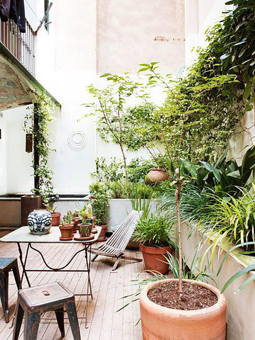 decoración de terraza, yosíquesé