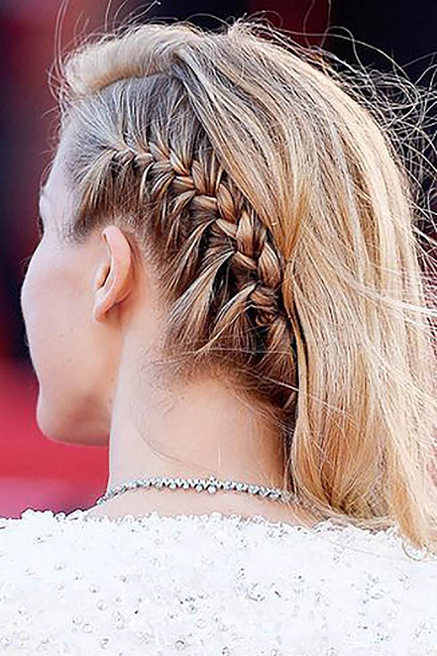 Peinados Con Trenzas Molonas Blog Yosiquese