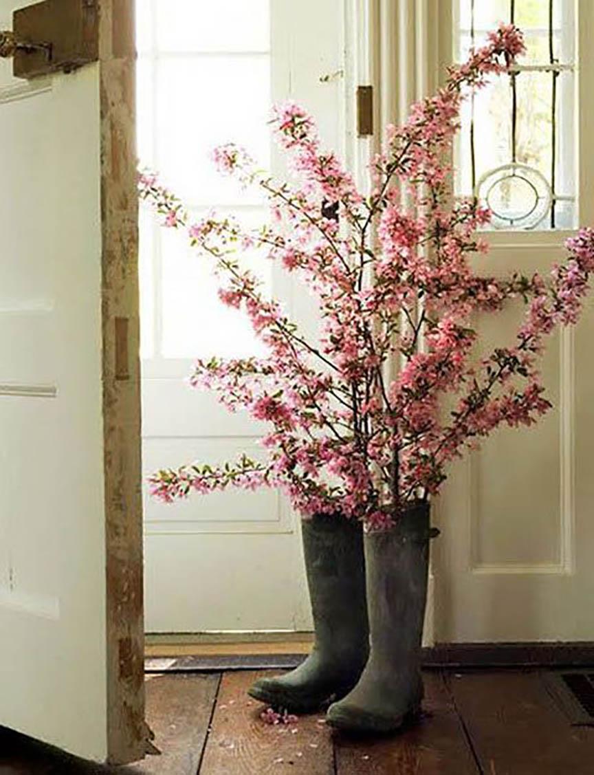 decorar con plantas, yosíquesé