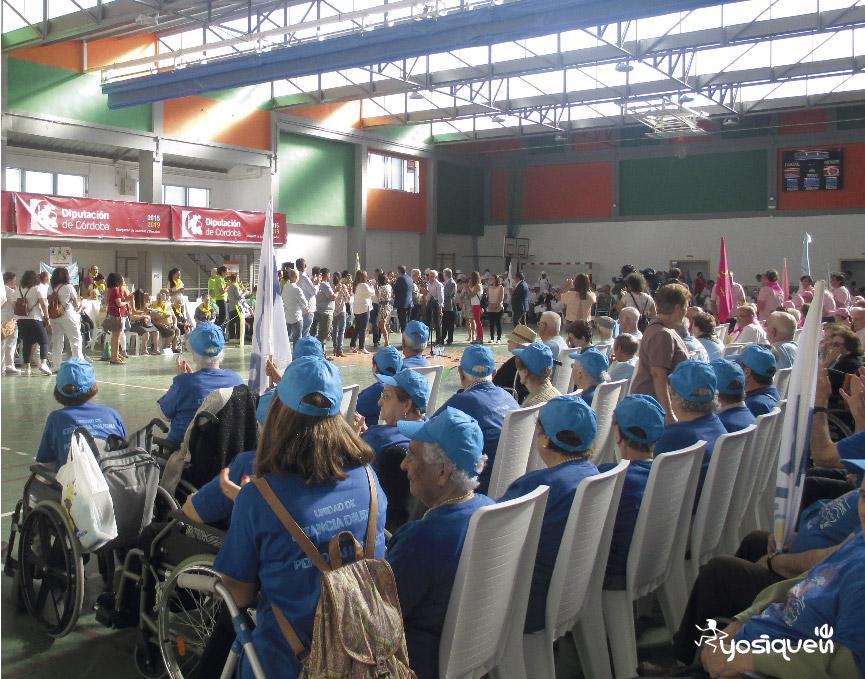 olimpiadas geríatricas, yosíquesé