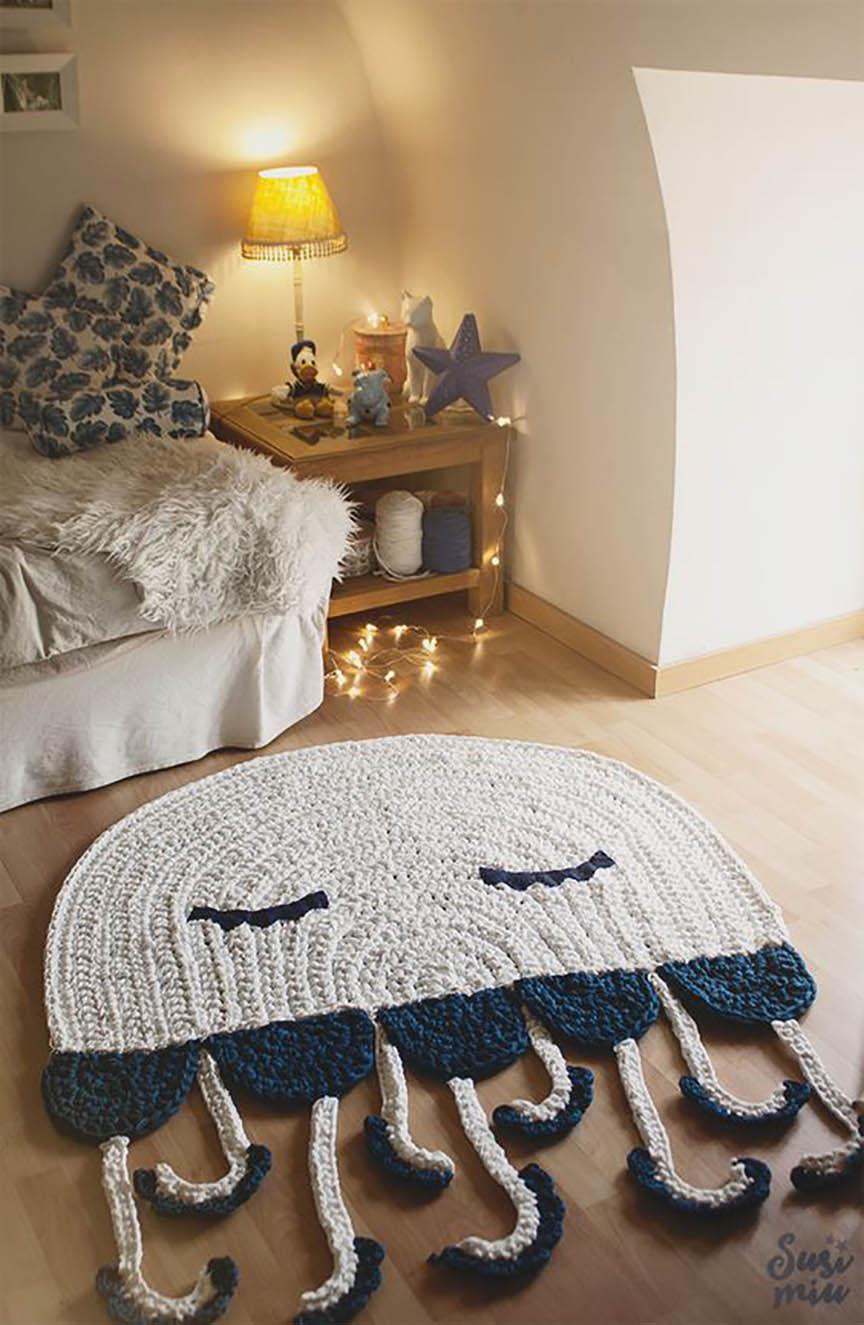 Las alfombras m s originales para casa blog yos ques - Alfombras divertidas ...