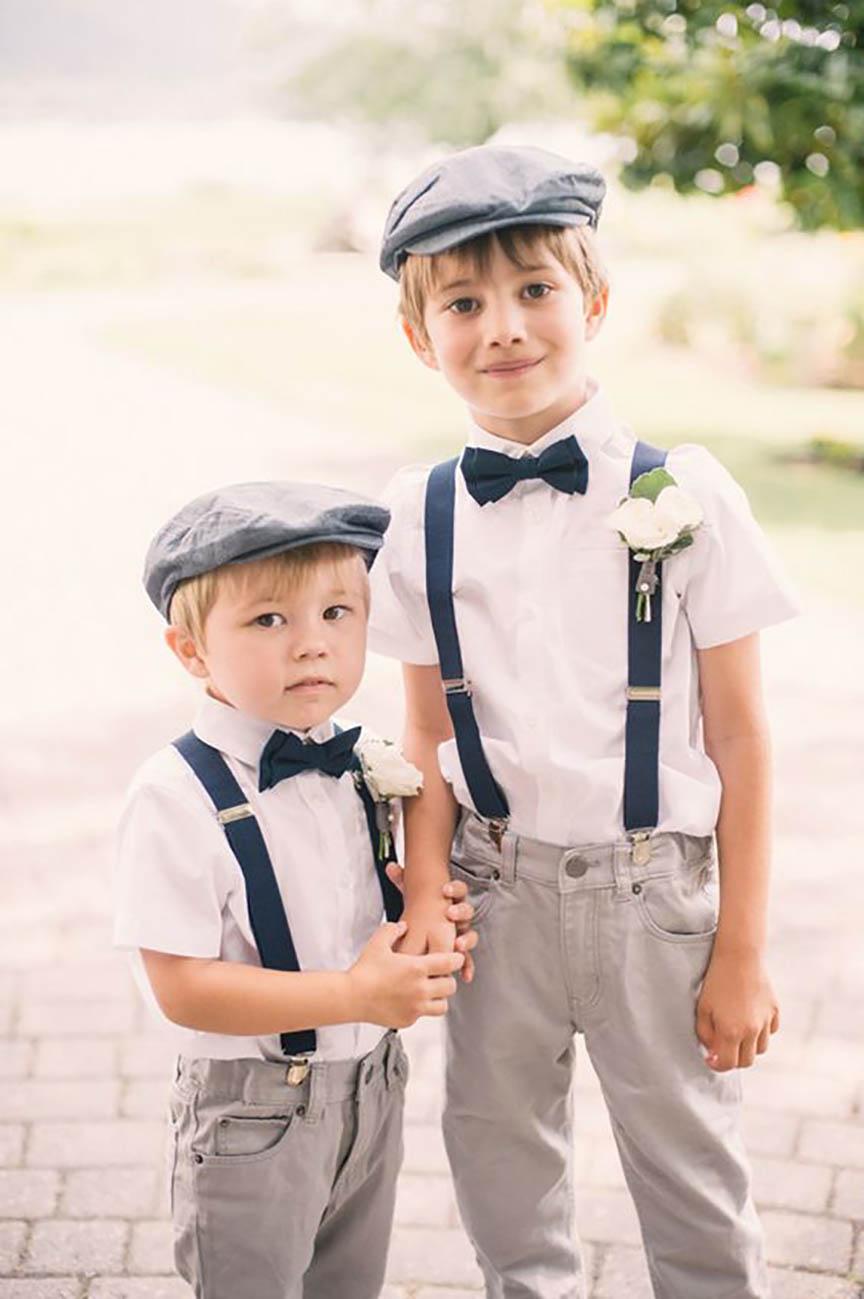 8de725158 Los pajes de boda más guapos del mundo