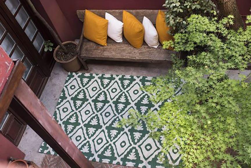 Las alfombras m s originales para casa blog yos ques - Alfombras para exterior ...