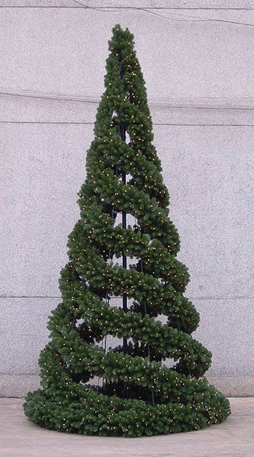 Rboles de navidad bonitos y originales blog yos ques for Como hacer un arbol de navidad original