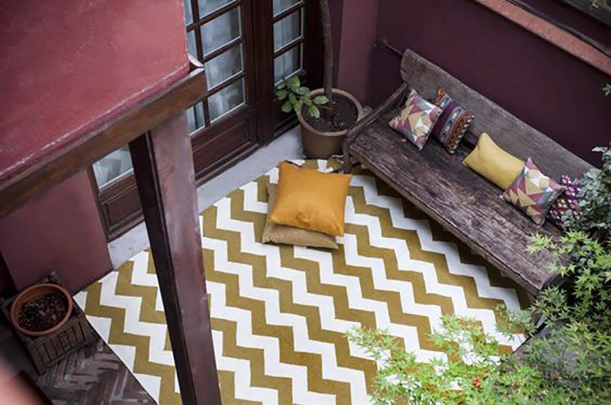 kilombo rugs, yosíquesé