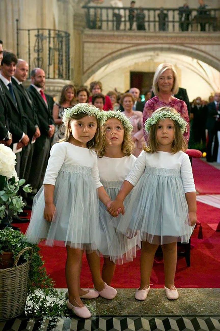 d949bbf0b Los pajes de boda más guapos del mundo