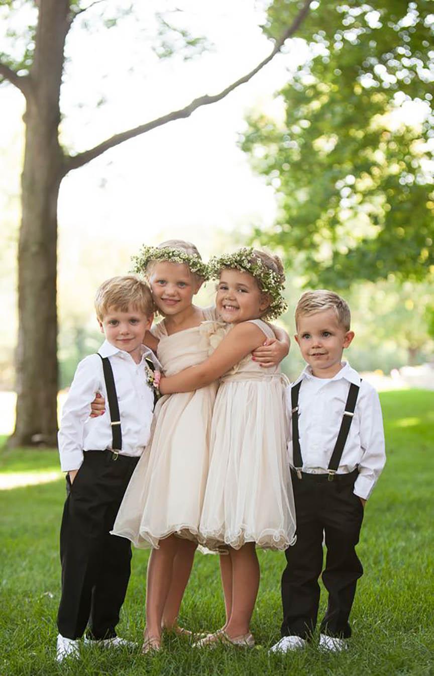 b33d40d0a Los pajes de boda más guapos del mundo