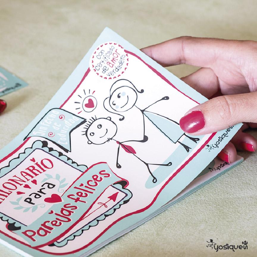 regalos originales románticos, yosíquesé