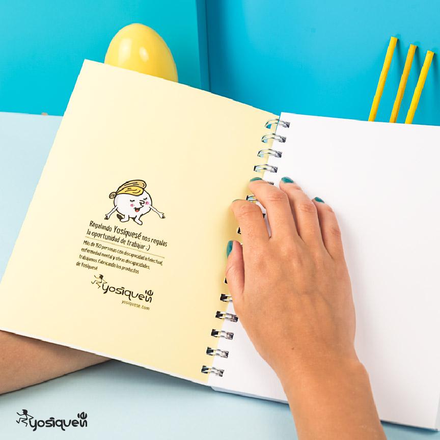 comprar cuadernos, yosíquesé