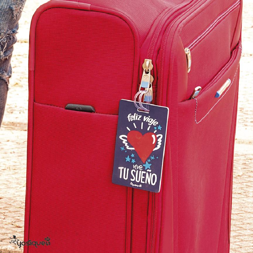 identificador de maletas, yosíquesé