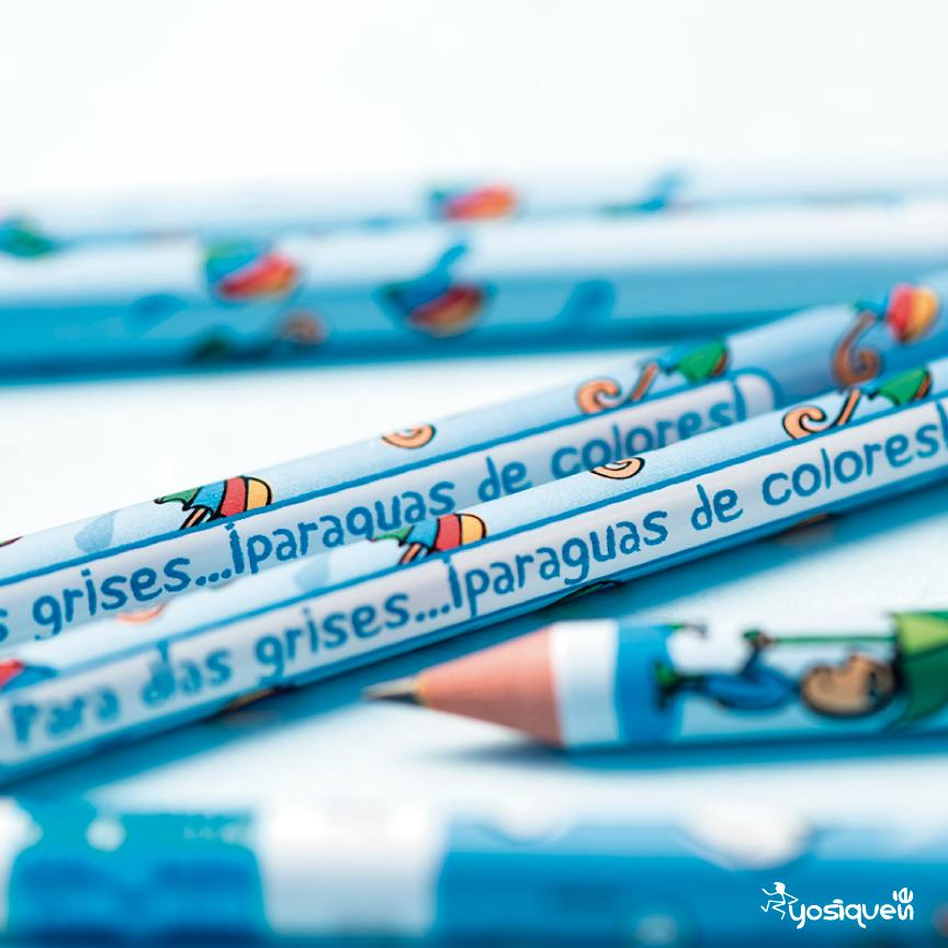 lápices molones, yosíquesé
