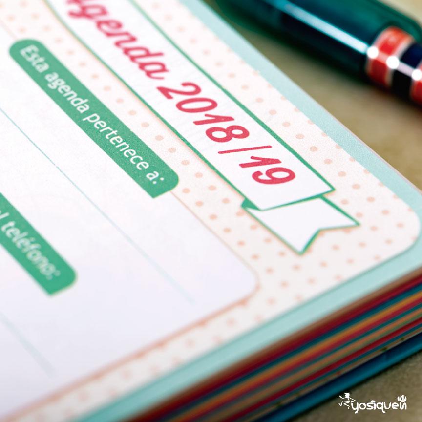 agenda escolar, Yosíquesé