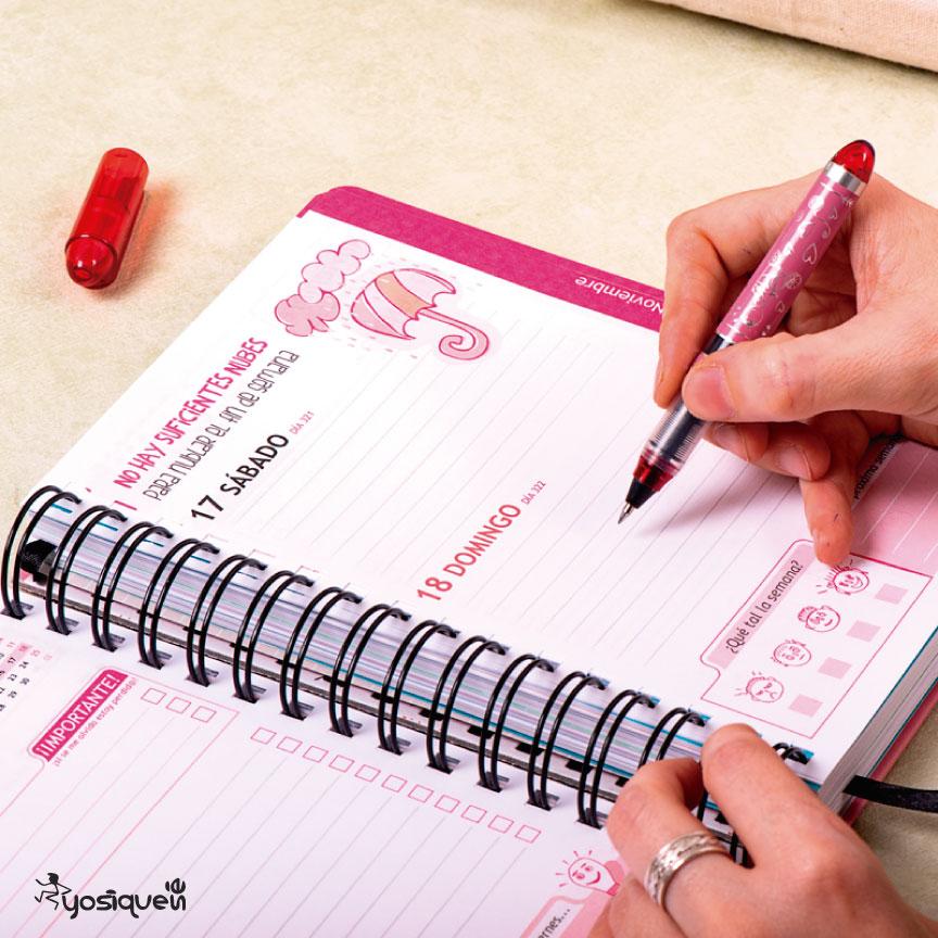 agenda planning, Yosíquesé