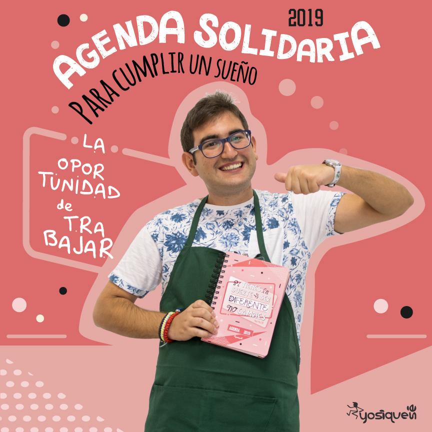 agendas solidarias anuales, yosíquesé
