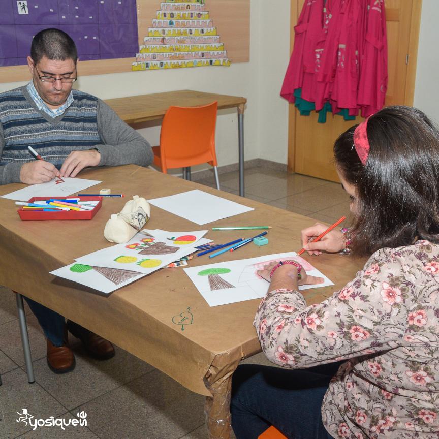 taller con alma, Yosíquesé, Fundación Prode