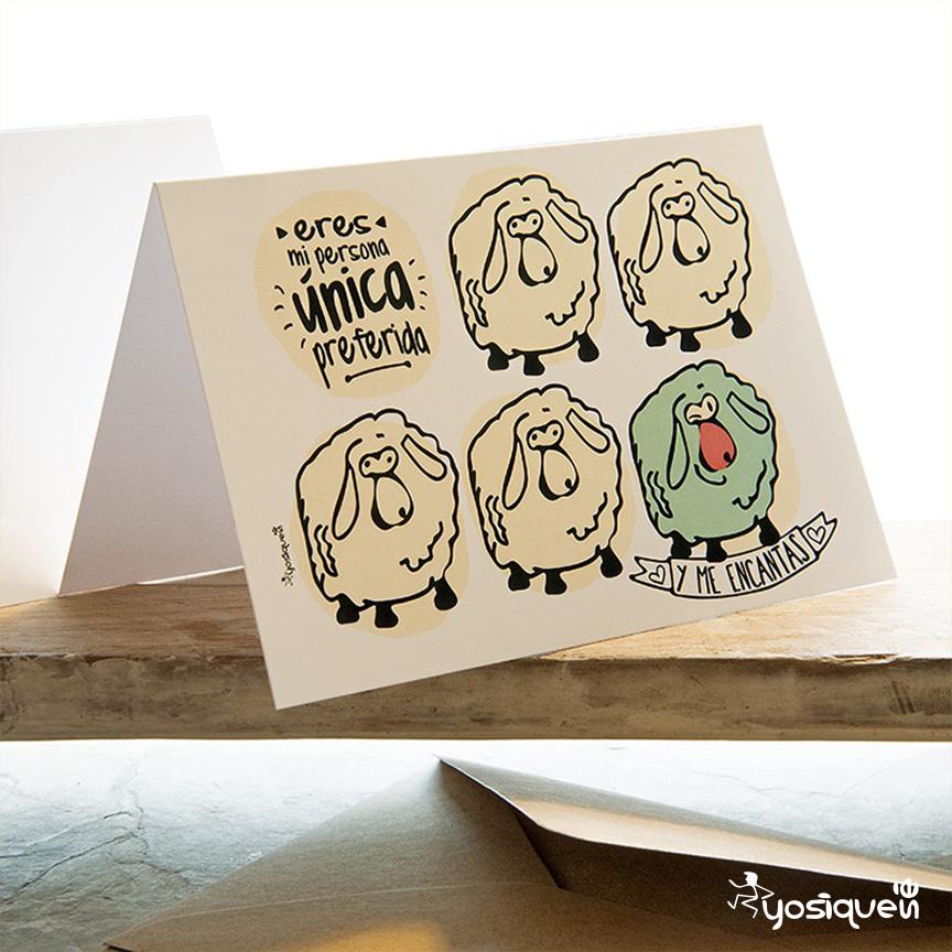regalo san valentín, San Valentín, tarjeta de flicitación, Yosíquesé, blo