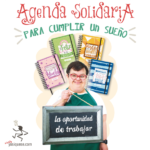 Agendas Solidarias, Yosíquesé, regalo ideal, agendas escolares