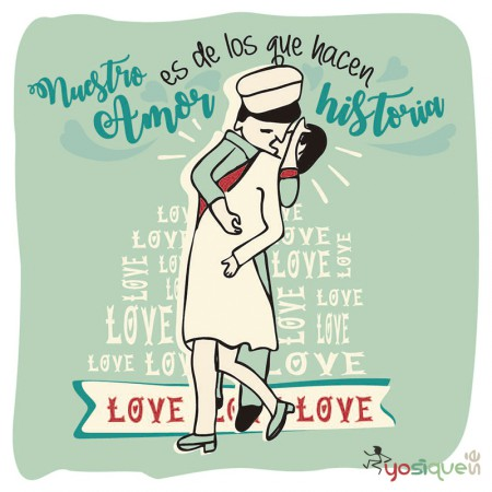 nuestro amor hace historia