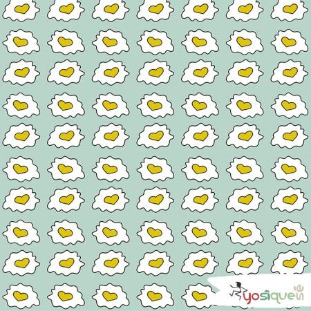 huevos fritos yosiqueseros